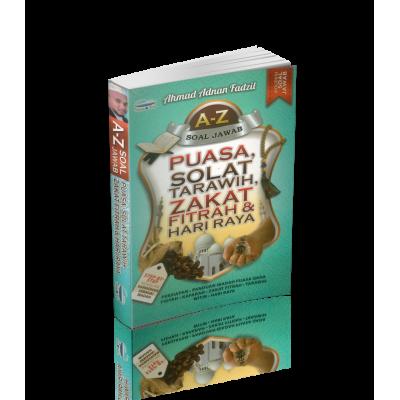 A-Z Soal Jawab Puasa, Solat Tarawikh, Zakat Fitrah & Hari raya