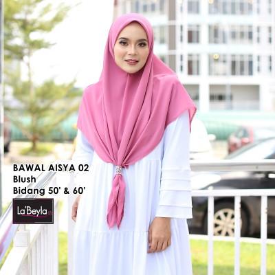 BAWAL SULAM  AISYA 02 - Blush