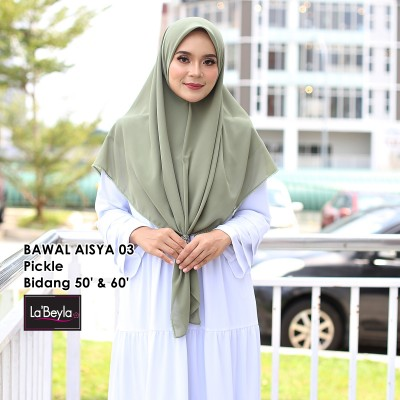 BAWAL SULAM  AISYA 03 - Pickle