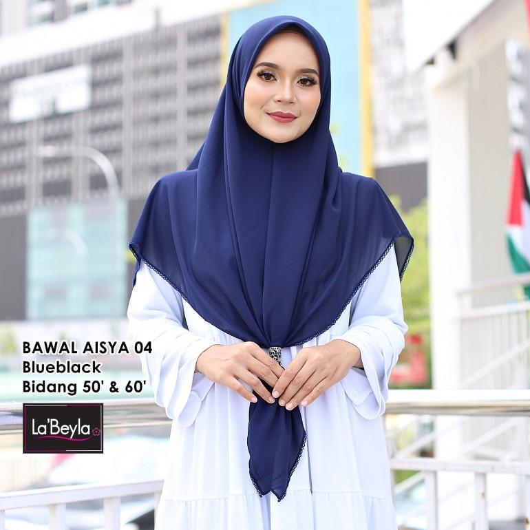 BAWAL SULAM  AISYA 04 - Blueblack