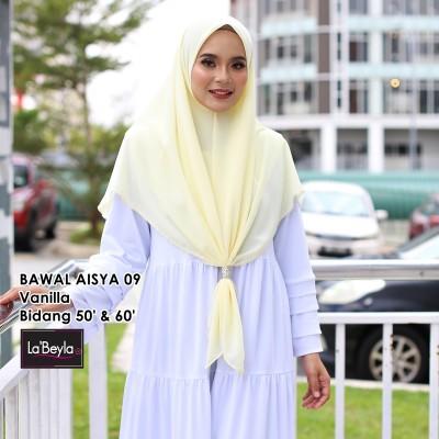 BAWAL SULAM  AISYA 09- Vanilla