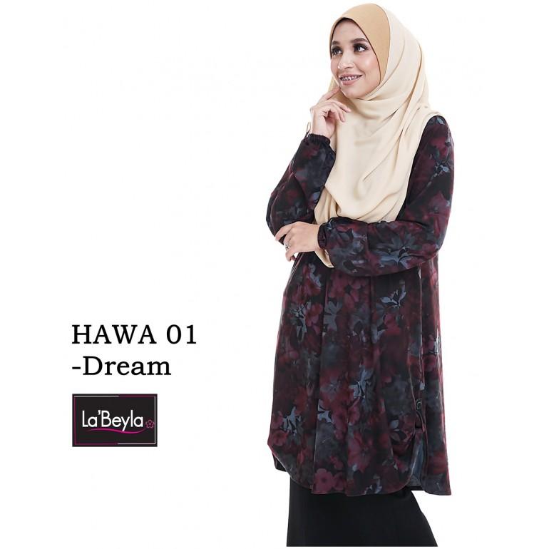 HAWA 01 (Blouse) - Dream