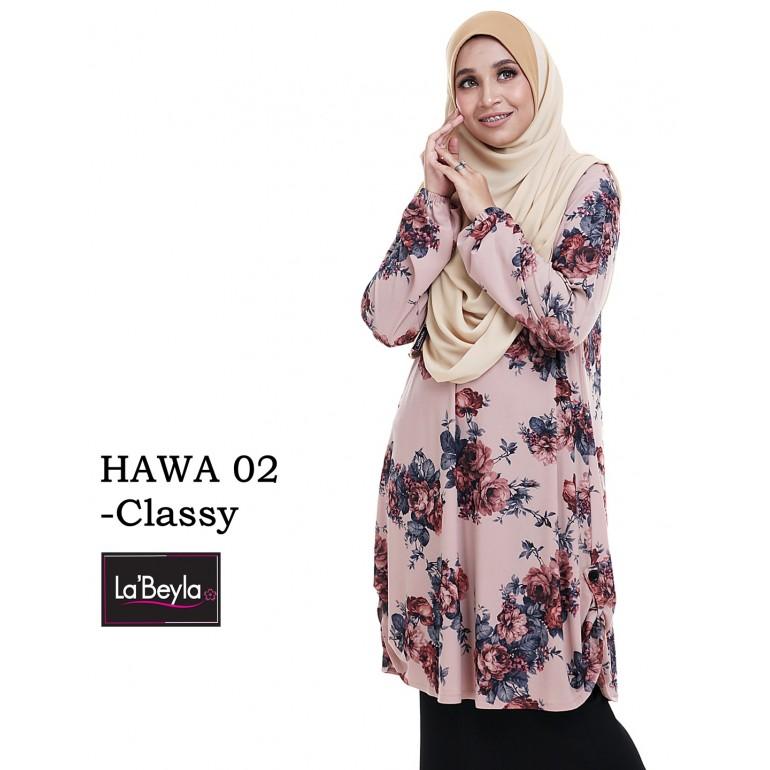 HAWA 02 (Blouse) - Classy