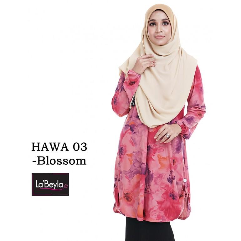 HAWA 03 (Blouse) - Blossom