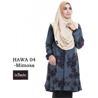 HAWA 04 (Blouse) - Mimosa