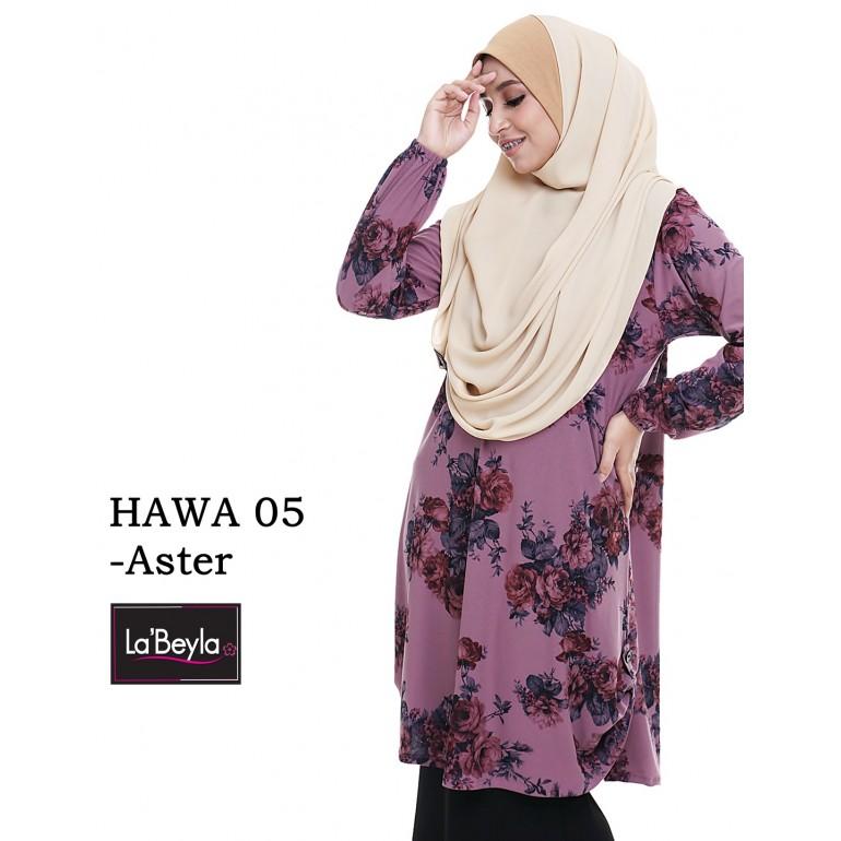HAWA 05 (Blouse) - Aster