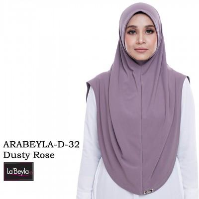 Arabeyla D-32-Dusty Rose (Berdagu)