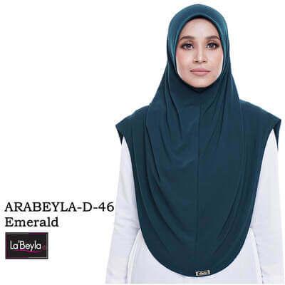 Arabeyla D-46-Emerald (Berdagu)