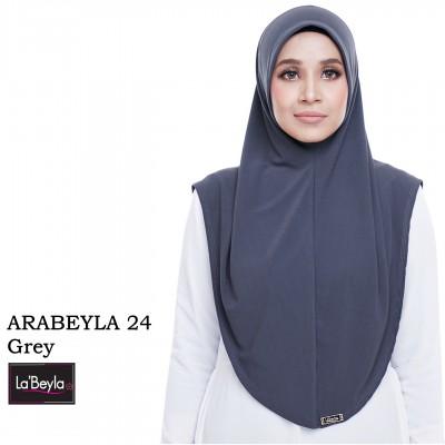 Arabeyla 24 - Grey