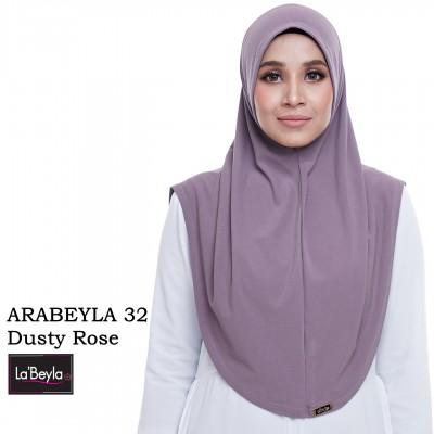 Arabeyla 32 - Dusty Rose