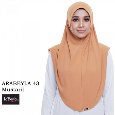 Arabeyla 43 - Mustard