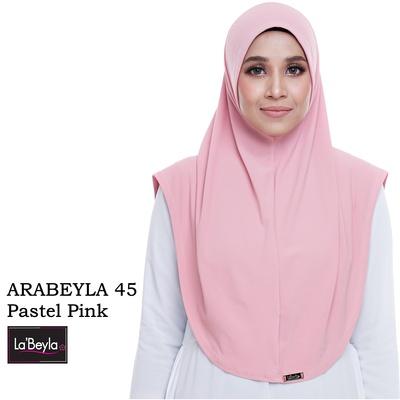Arabeyla 45 - Pastel Pink