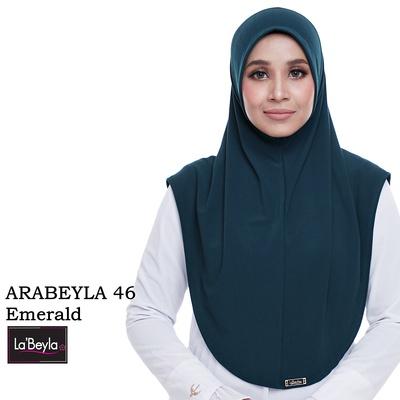 Arabeyla 46 - Emerald