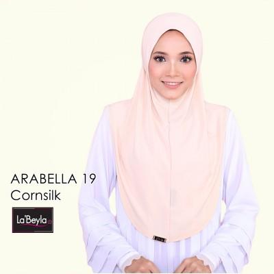 Arabeyla 19 - CornSilk