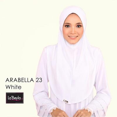 Arabeyla 23 - White