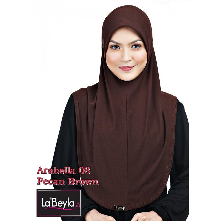 Arabeyla 08 - Pecan Brown