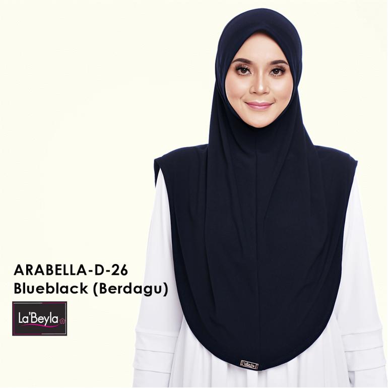 Arabeyla D-26-Blueblack (Berdagu)