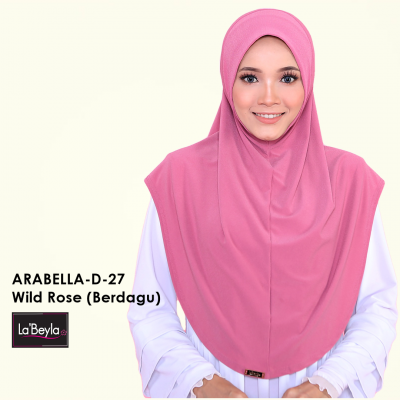 Arabeyla D-27 Wild Rose (Berdagu)