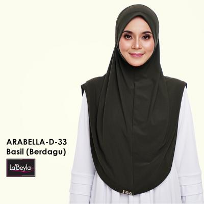 Arabeyla D-33-Basil (Berdagu)
