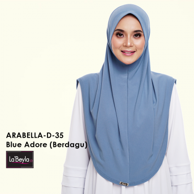 Arabeyla D-35-Blue Adore (Berdagu)
