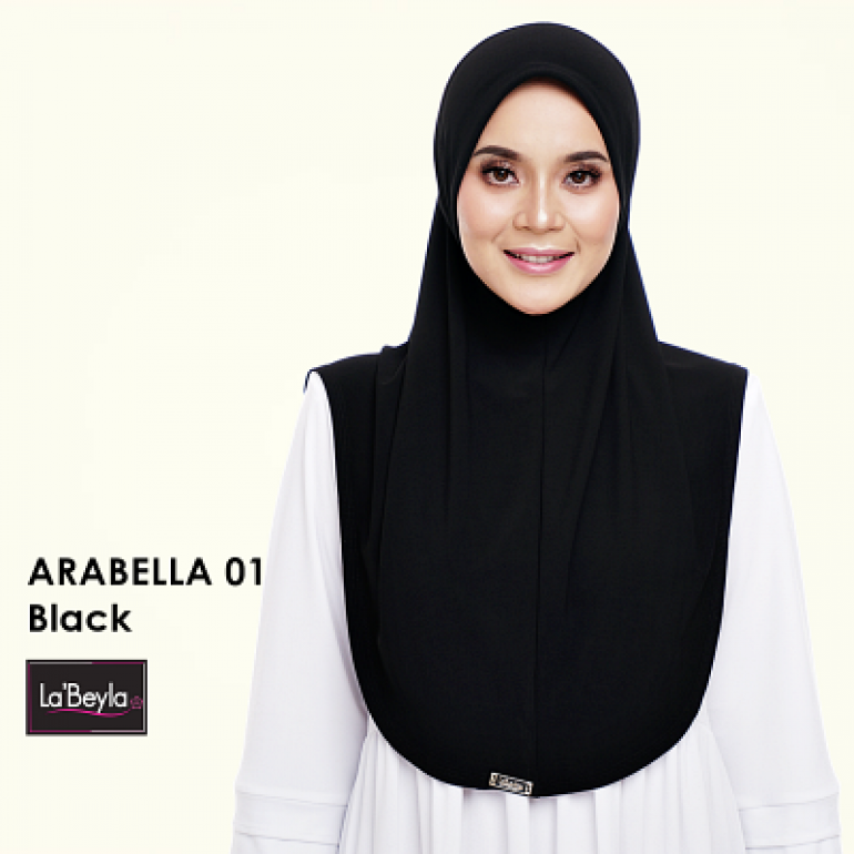 Arabeyla 01 - Black