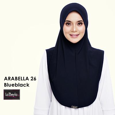Arabeyla 26 - Blueblack