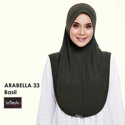 Arabeyla 33 - Basil