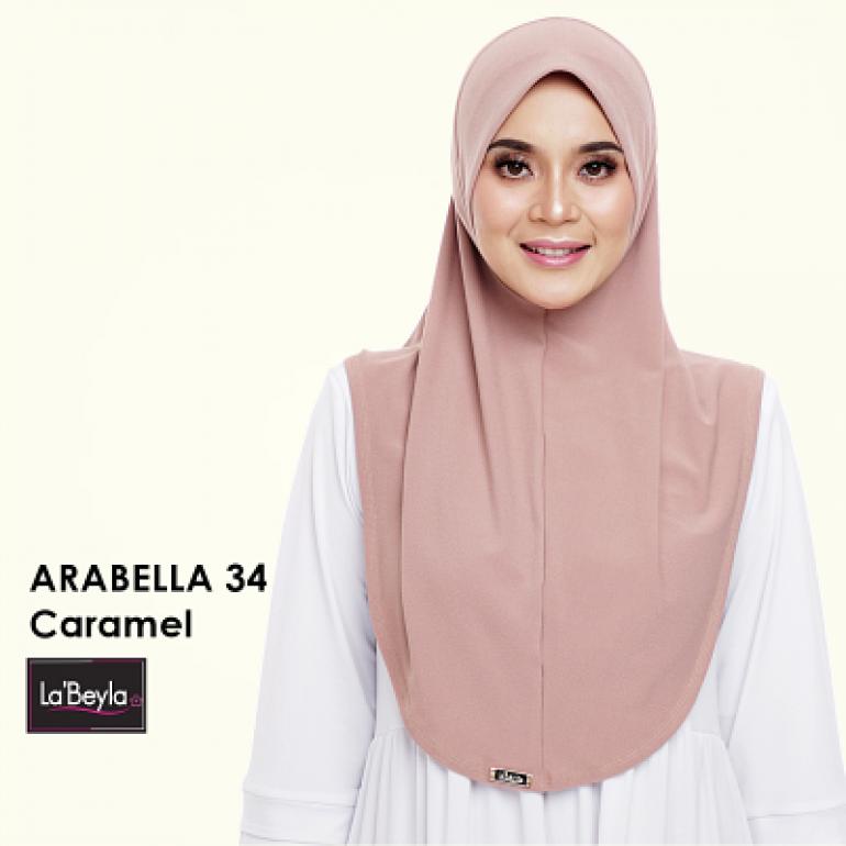 Arabeyla 34 - Caramel