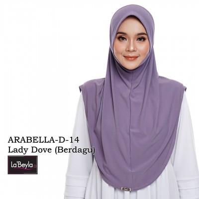 Arabeyla D-14-Lady Dove (Berdagu)