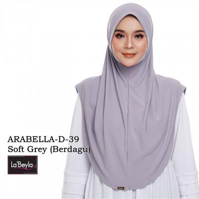 Arabeyla D-39-Soft Grey (Berdagu)