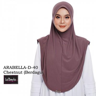Arabeyla D-40-Chestnut (Berdagu)