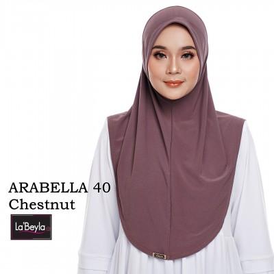Arabeyla 40 - Chestnut