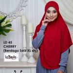 Lubna-D-45 - Cherry
