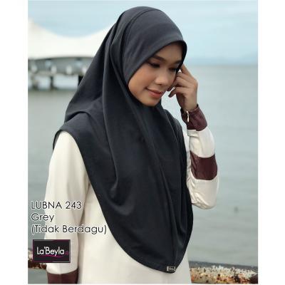 Lubna243- Grey