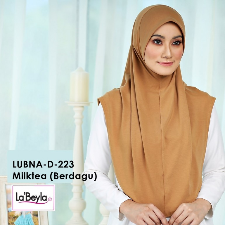 Lubna-D-223 Milktea (Berdagu)
