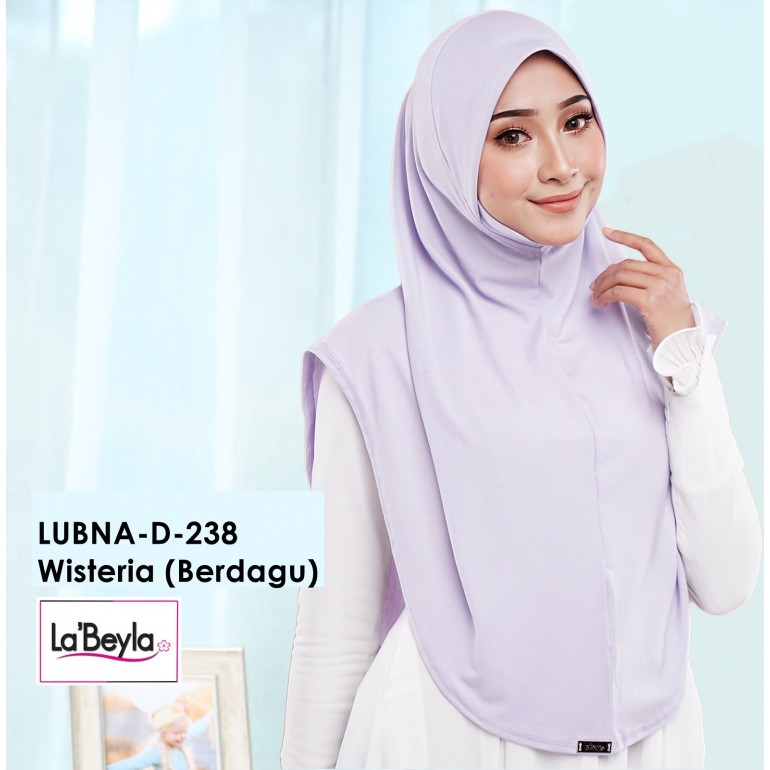 Lubna-D-238 Wisteria (Berdagu)