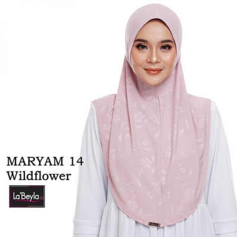 MARYAM 14- Wildflower