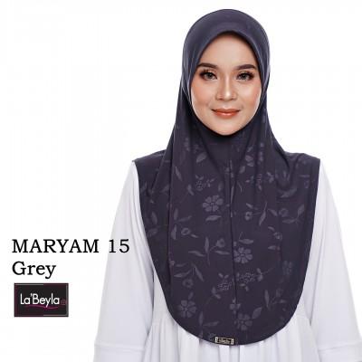 MARYAM 15- Grey
