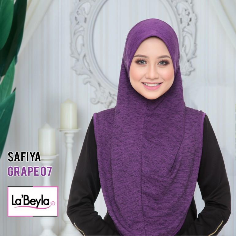 SAFIYA D-07 -  GRAPE
