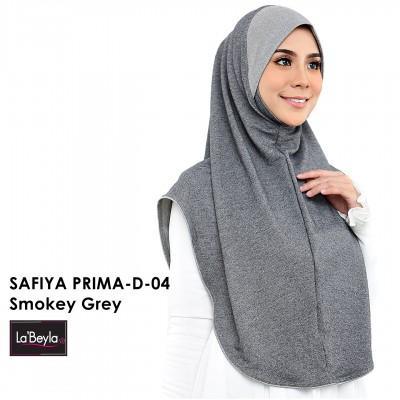 SAFIYA PRIMA D-04-Smokey (Berdagu)