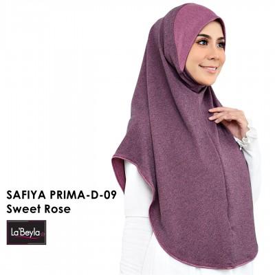 SAFIYA PRIMA D-09-Sweet Rose (Berdagu)