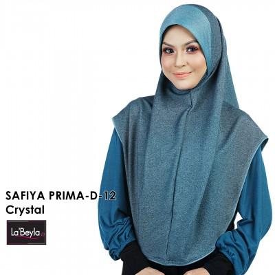 SAFIYA PRIMA D-12-Crystal (Berdagu)