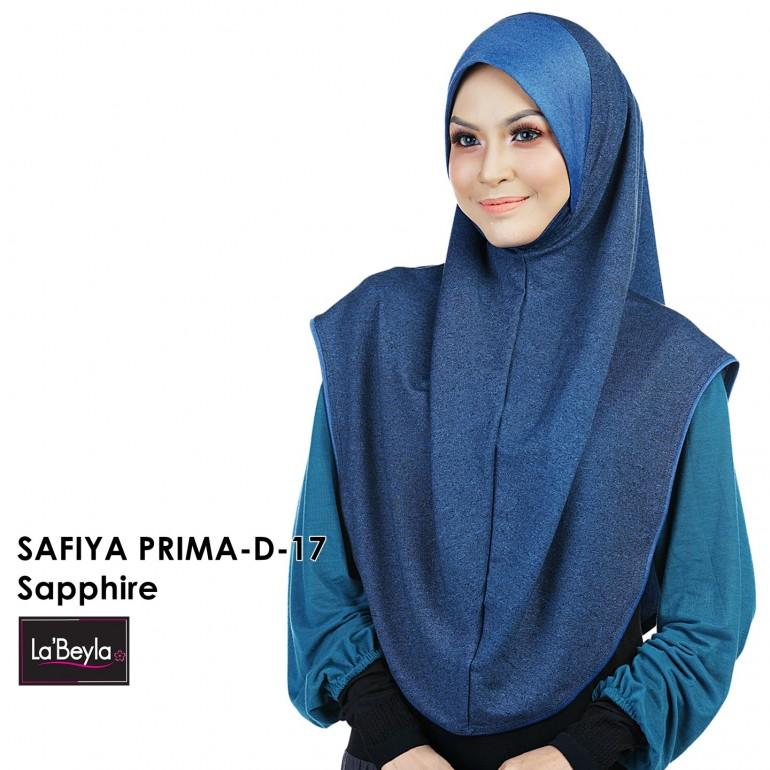 SAFIYA PRIMA D-17-Sapphire (Berdagu)