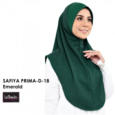 SAFIYA PRIMA D-18-Emerald (Berdagu)