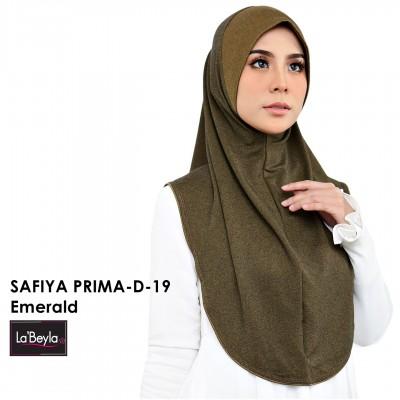 SAFIYA PRIMA D-19-Moss (Berdagu)