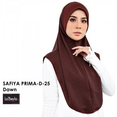 SAFIYA PRIMA D-25-Dawn Brown (Berdagu)