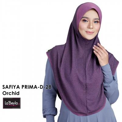 SAFIYA PRIMA D-28-Orchid (Berdagu)