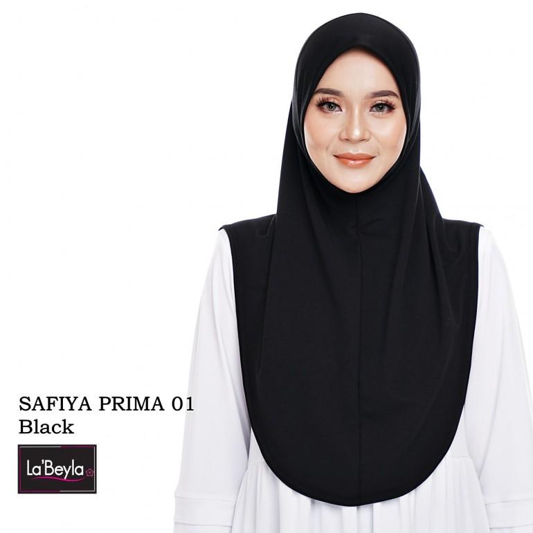 SAFIYA PRIMA 01 - BLACK