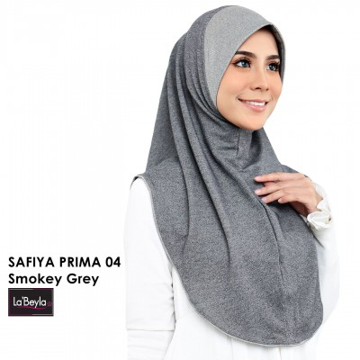 SAFIYA PRIMA 04 - SMOKEY GREY