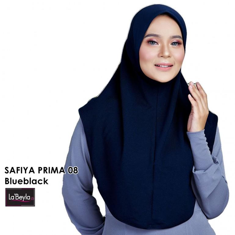 SAFIYA PRIMA 08- BLUEBLACK